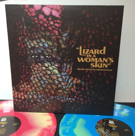 Ennio Morricone's 'A Lizard in a Woman's Skin' Gets Deluxe Vinyl Reissue via Death Waltz