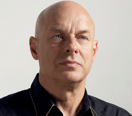 "Brian Eno ""Instant Nuclear Family"" / ""Signal Success"" (video)"