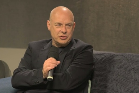 Brian Eno 'Lecture' (interview for Red Bull Music Academy)