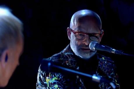 Eno • Hyde 'Daddy's Car' (live on 'Jools Holland')