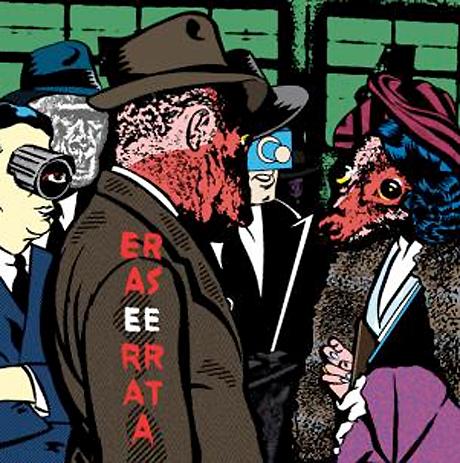 "Erase Errata ""My Life in Shadows"""