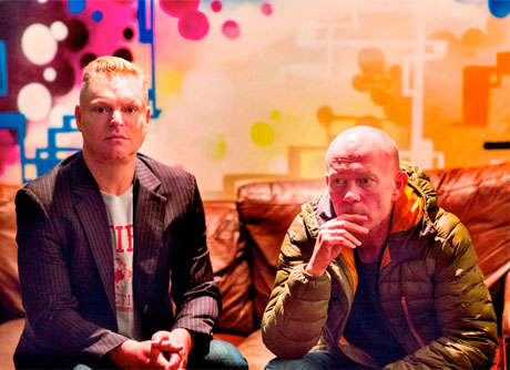 Erasure Get Richard X for 'The Violet Flame,' Map Out World Tour