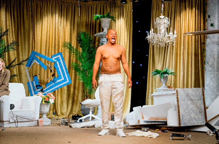 Eric Andre Is Destroying His Body for His Art, and It's Working