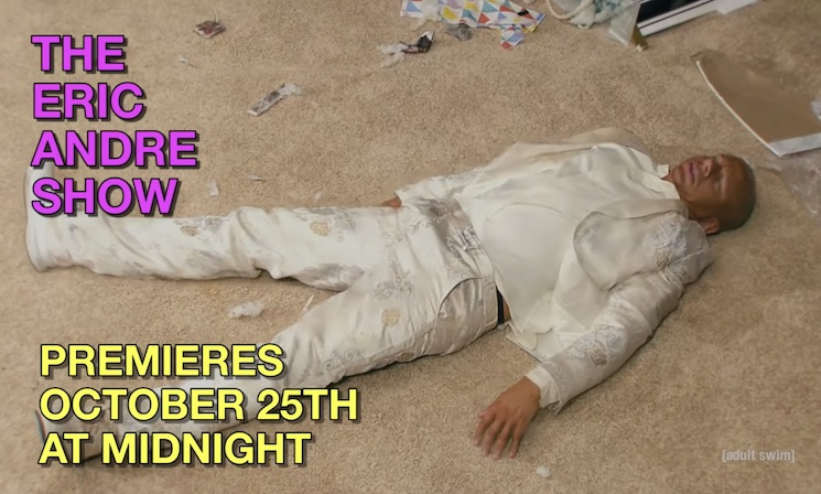 'The Eric Andre Show' Looks as Unhinged as Ever in Season 5 Trailer