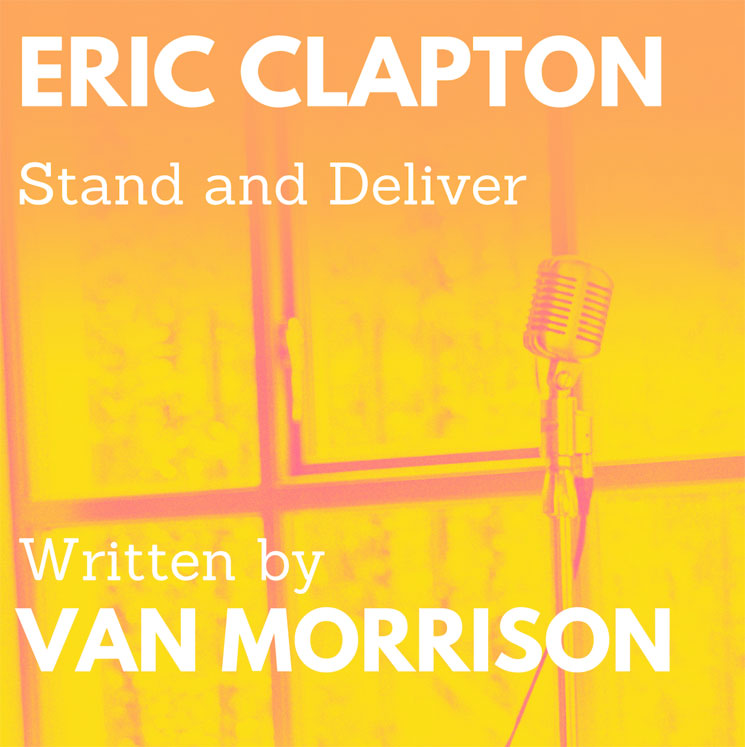 Eric Clapton and Van Morrison's Anti-Lockdown Anthem Is Here and It's as Bad as We Feared