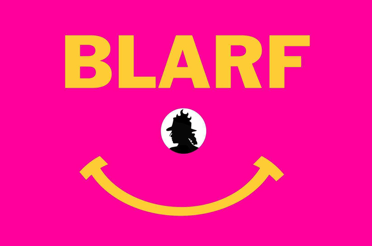 Eric Andre Seems to Be Reviving His Old College Band Blarf