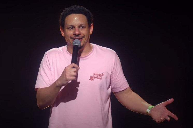 Eric Andre Says 'Middle-Aged White People' at Netflix Wanted a Police Skit Cut from 'Legalize Everything'