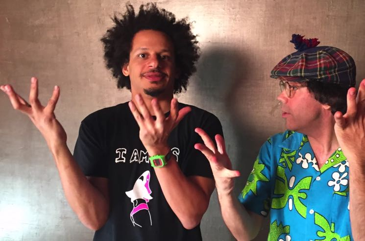 ​Nardwuar the Human Serviette vs. Eric Andre