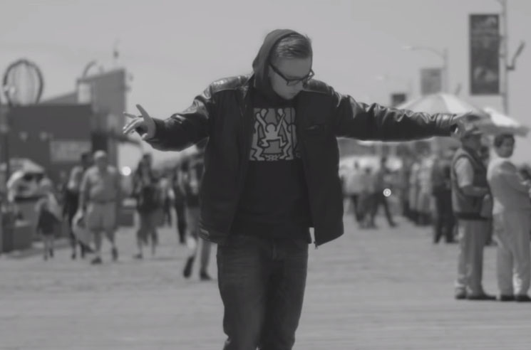 Erich Mrak 'I Don't' (ft. Kelsey) (video)