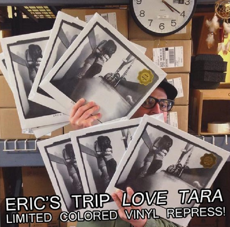 Eric's Trip's 'Love Tara' Treated to Vinyl Reissue