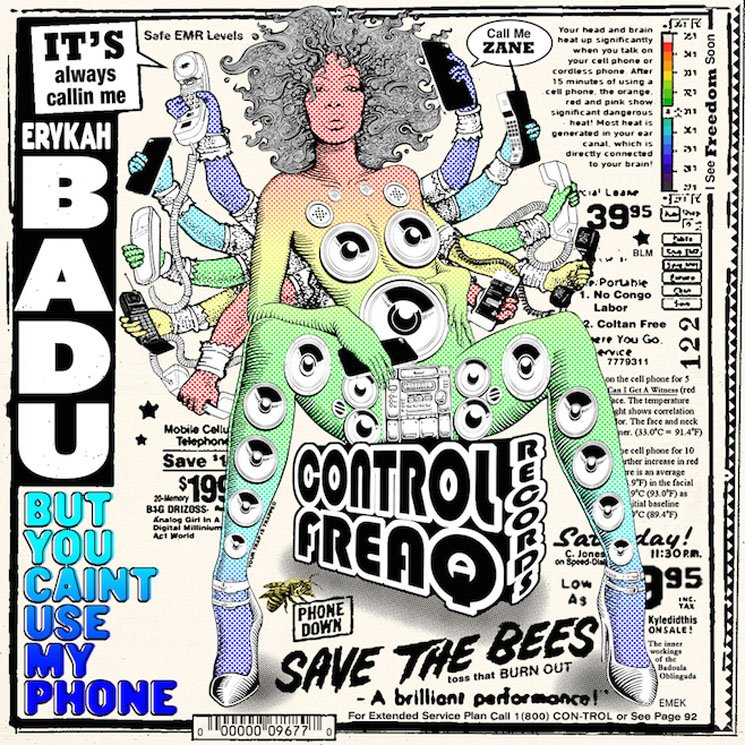 Erykah Badu But You Caint Use My Phone