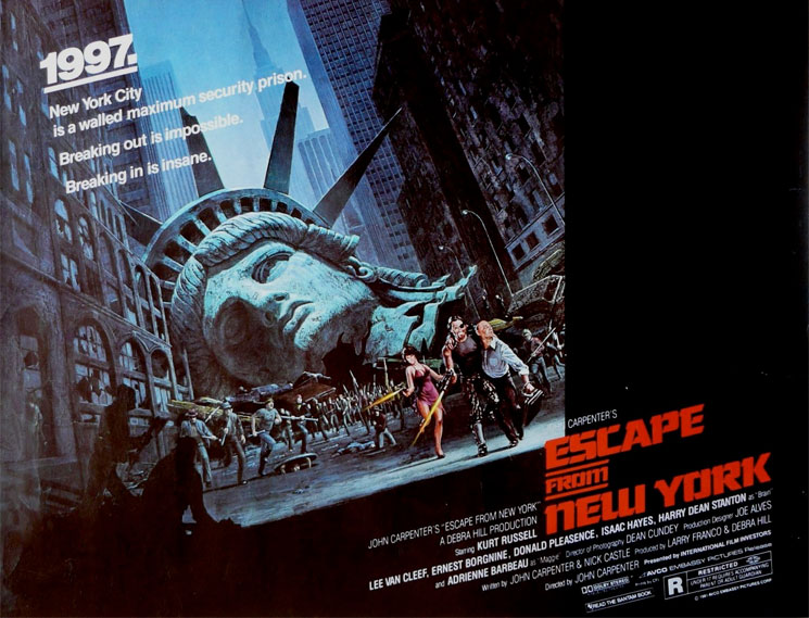 'Escape from New York' Remake Being Written by 'Luther' Creator Neil Cross