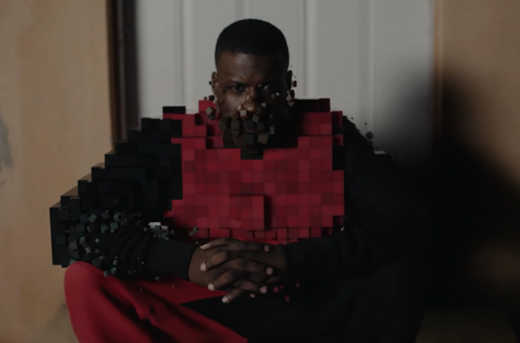 Jay Rock's 'ES Tales' Video Is Full of Pixelated People