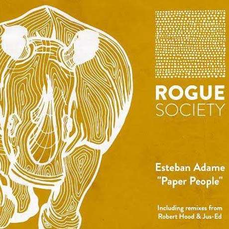 Esteban Adame Paper People EP