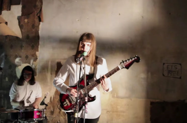 Esther Grey 'All Hallows' (live video)