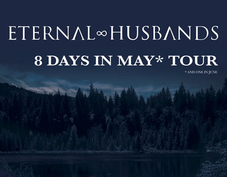 Eternal Husbands Hit the Road for Canadian Tour
