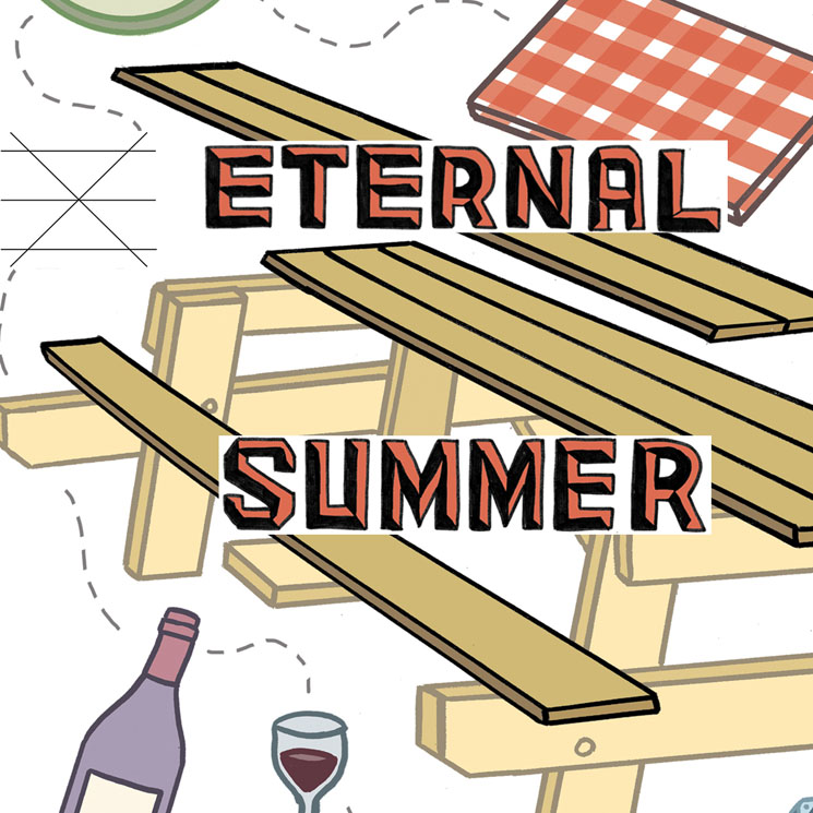 Eternal Summer 2015 Mixtape (album stream)