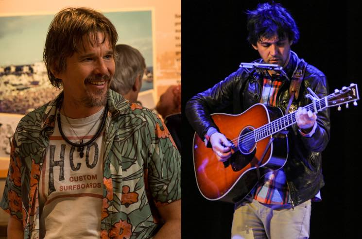 "​Hear Ethan Hawke Sing a Conor Oberst Song for ""Juliet, Naked"""