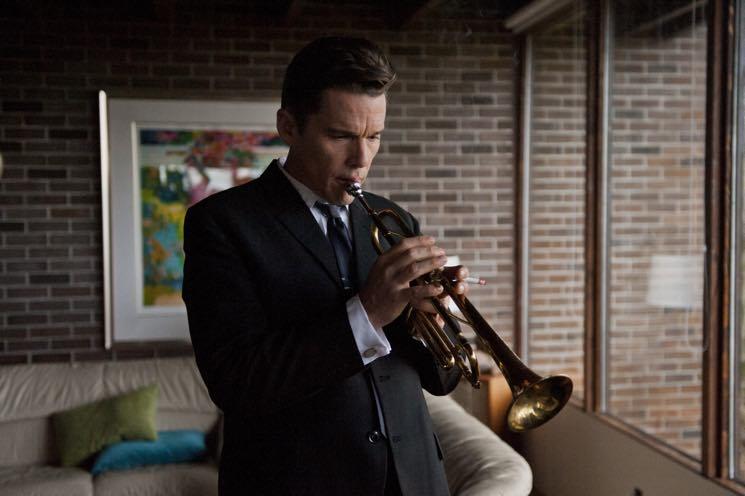 Ethan Hawke Jazz Junkie
