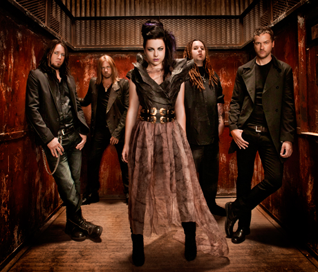"Evanescence ""My Heart Is Broken"""