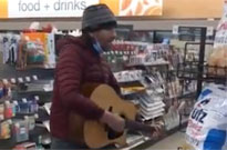 Watch Evan Dando Play a Walgreens to Thank Them for Finding His Lost Wallet