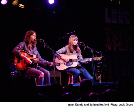 Evan Dando & Juliana Hatfield Lee's Palace, Toronto ON June 16