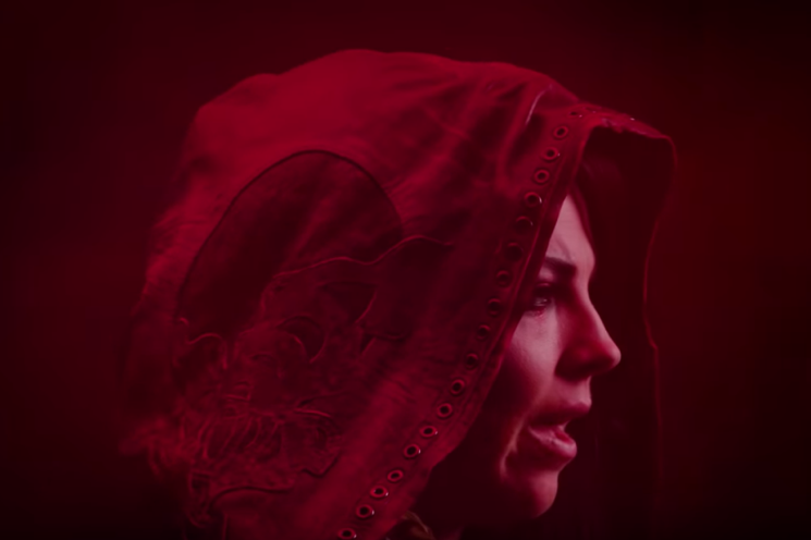 Evanescence Roll Out Demonic Visuals for 'The Chain'