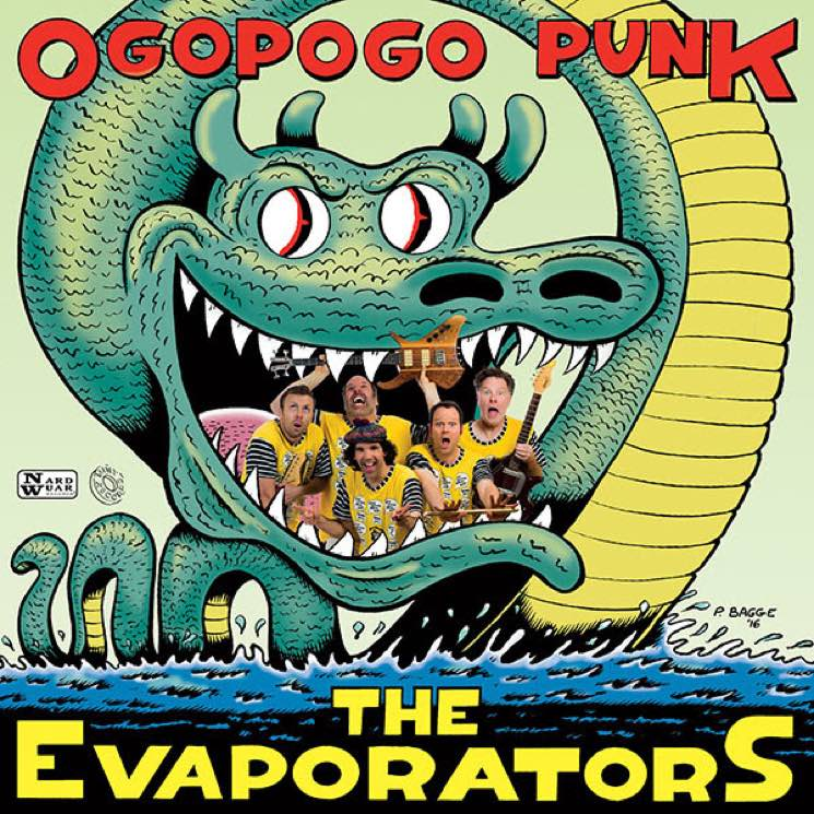 The Evaporators Release 'Ogopogo Punk' LP, Share New Drake-approved Video