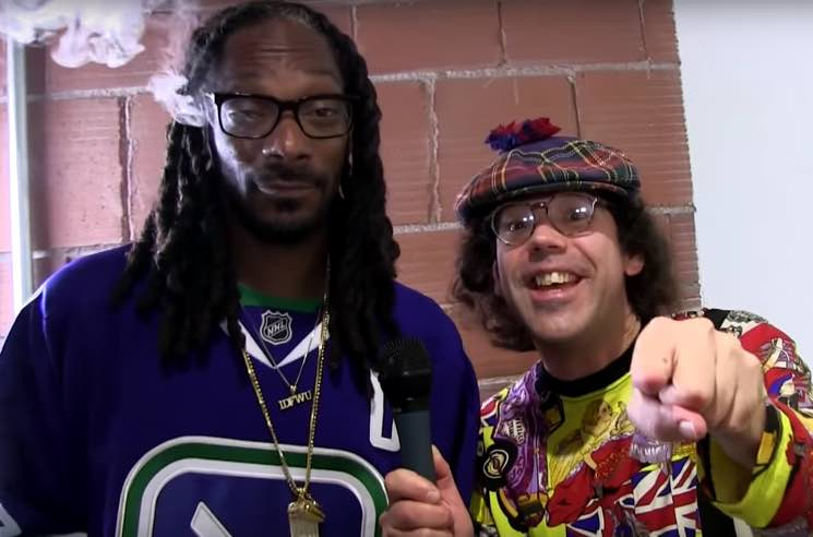 "​The Evaporators ""Eat to Win"" with DJ Khaled and Snoop Dogg in New Video"