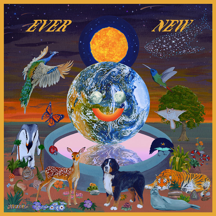 Mac DeMarco, Jessy Lanza, Owen Pallett Contribute to 'Ever New' Charity Compilation