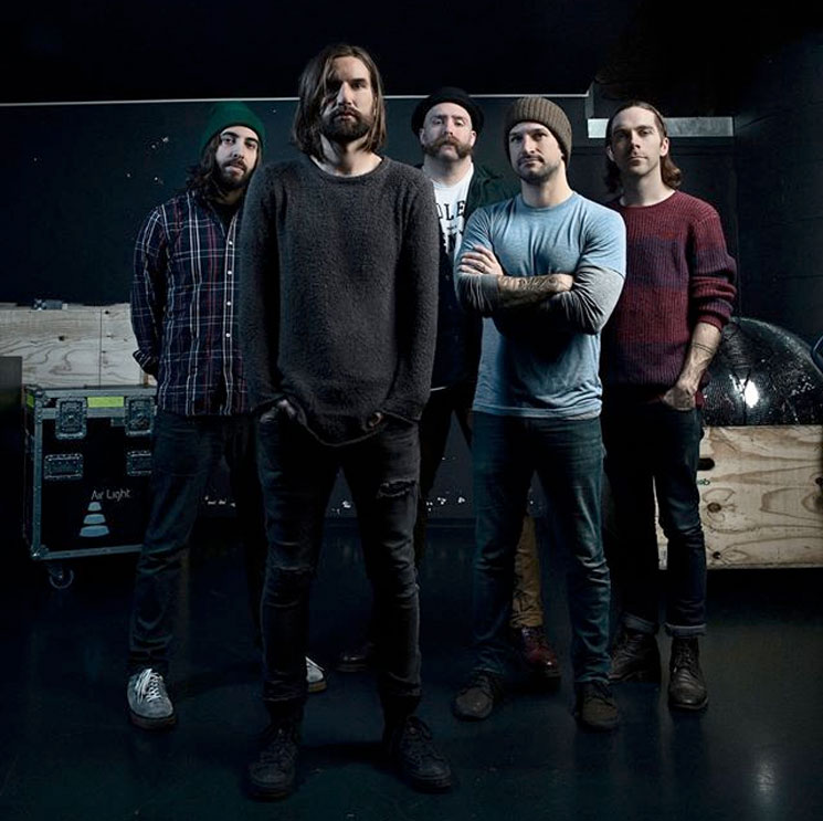 Every Time I Die's Keith Buckley Leaves Tour to Be With Wife, Newborn After 'Life Threatening Complication'