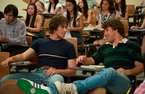 Everybody Wants Some!! Directed by Richard Linklater