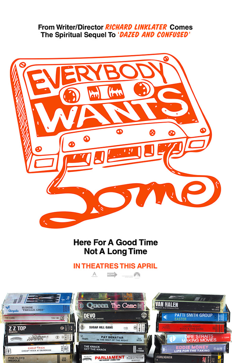 Everybody Wants Some NSFW Trailer