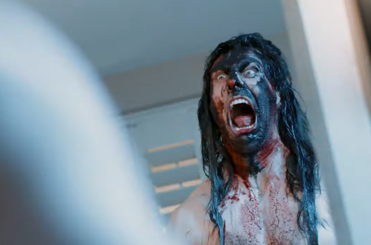 Andrew W.K.'s 'Everybody Sins' Video Is Equal Parts Spooky and Silly