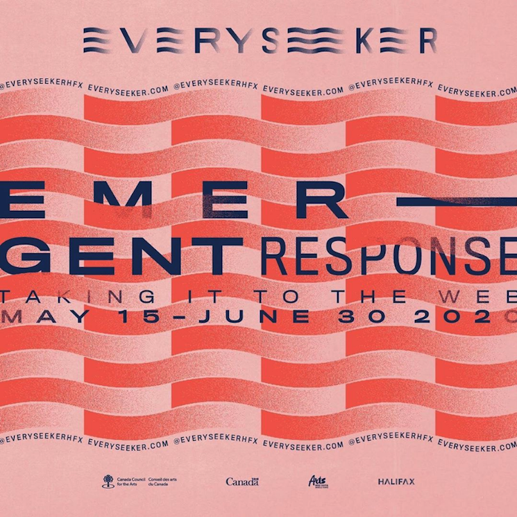 Halifax's EVERYSEEKER Festival Goes Online for 2020 Edition