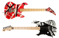 Two of Eddie Van Halen's Guitars Head to Auction