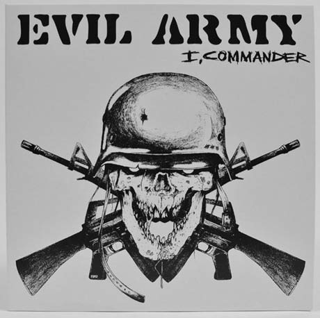 Evil Army I, Commander