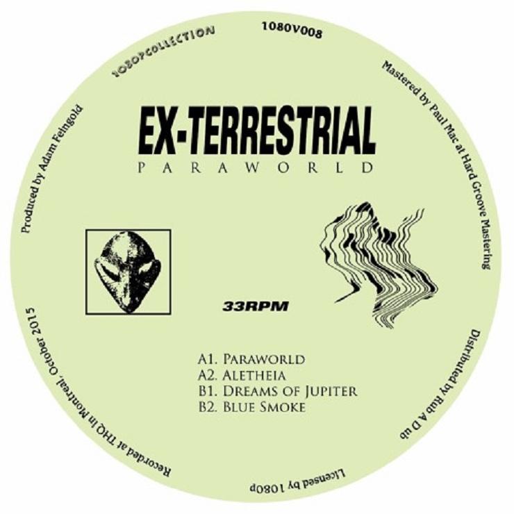 "Ex-Terrestrial ""Blue Smoke"""