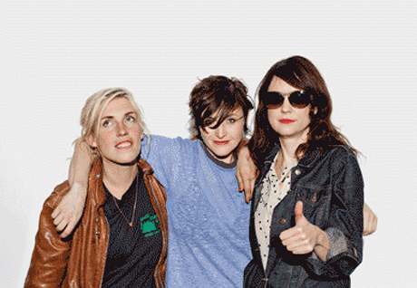 Mary Timony's Ex Hex Signs to Merge for Debut Album