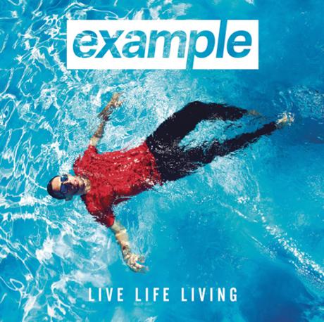 Example 'Live Life Living' (album stream)