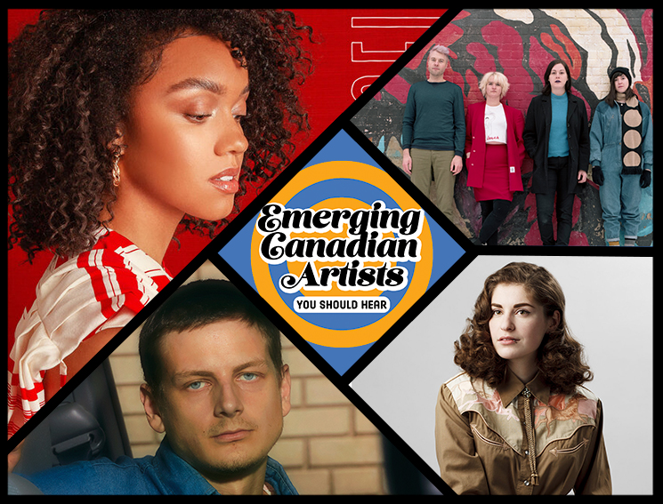 9 Emerging Canadian Artists You Should Hear in April 2020