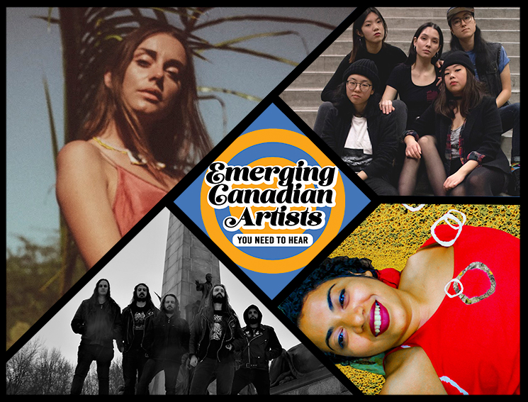 8 Emerging Canadian Artists You Need to Hear This August