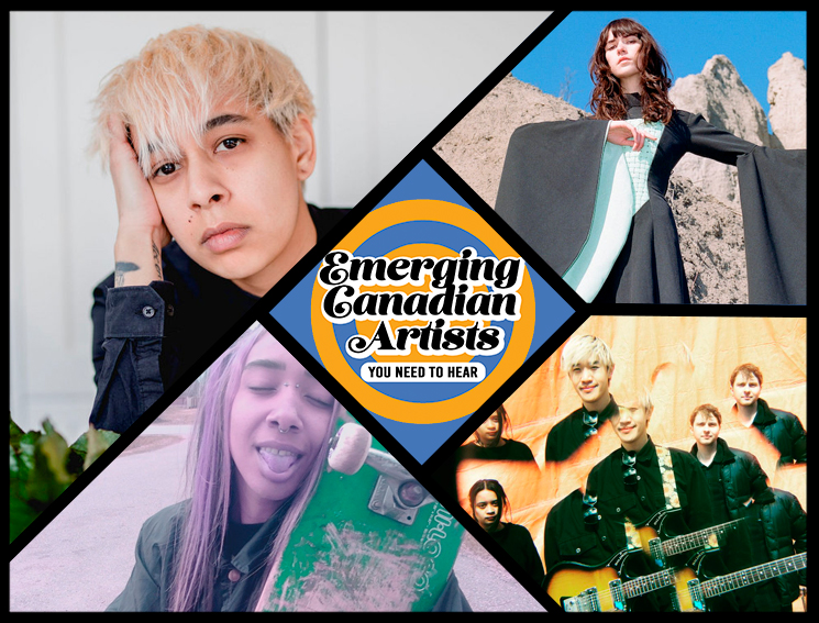 8 Emerging Canadian Artists You Need to Hear This July