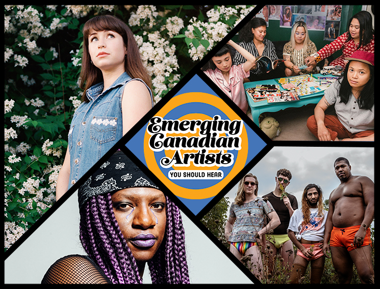 9 Emerging Canadian Artists You Should Hear This May