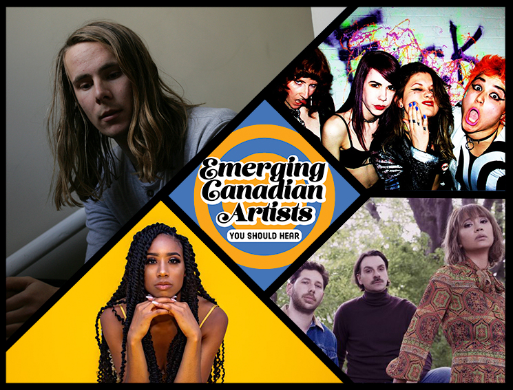 12 Emerging Canadian Artists Who Would've Crushed SXSW This Week