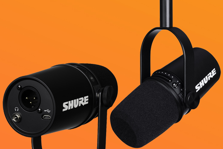 ​5 Ways the Shure MV7 Microphone Will Bring Studio-Level Recordings into Your Home