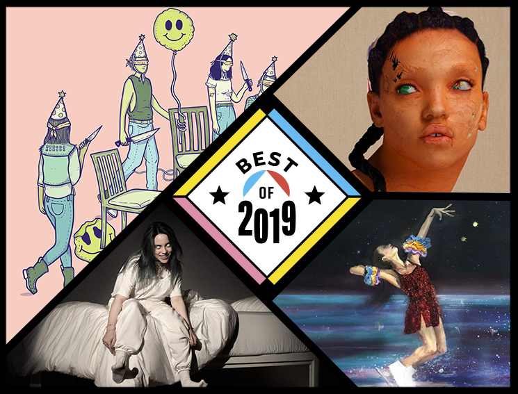 Exclaim!'s 20 Best Pop and Rock Albums of 2019