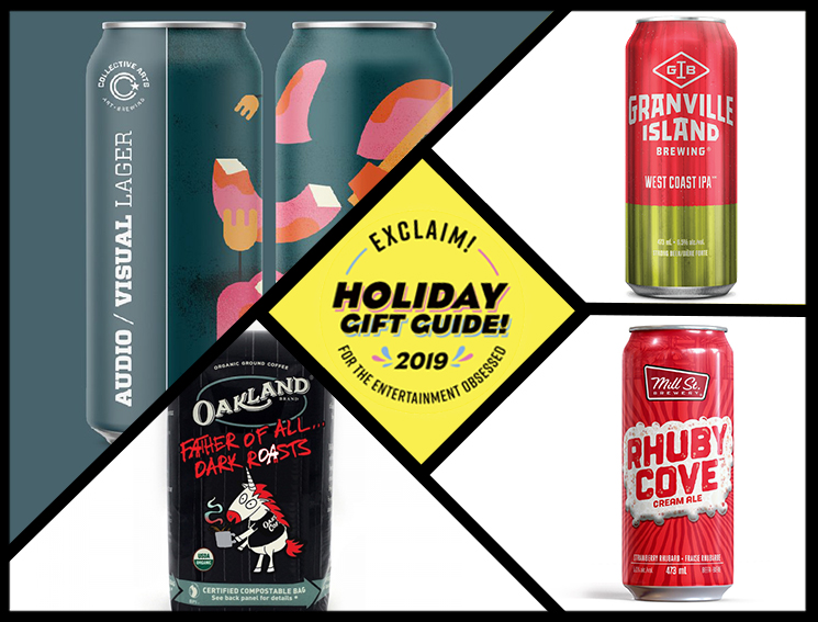 Exclaim! Gift Guide: The Best Coffee and Beers for 2019