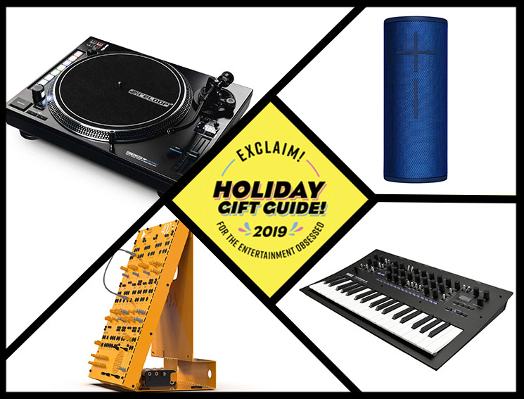 Exclaim! Gift Guide: The Best Instruments and Music Gear of 2019