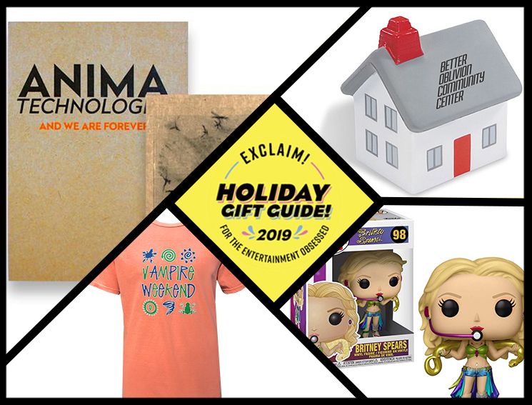 Exclaim! Gift Guide: The Best, Weirdest and Most Collectible Music Merch of 2019